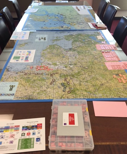 RAND Corporation War Game (2017)